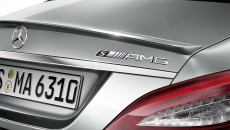 2014 CLS63 AMG Badging S-Model