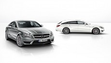 2014 CLS63 AMG shooting brake and sedan