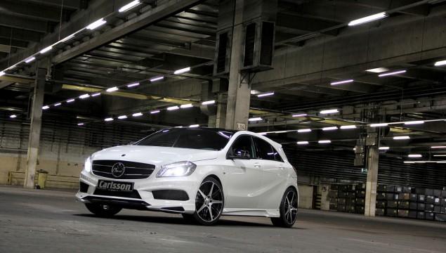 Carlsson Reveals Mercedes A-Class Upgrade Kit at 2013 IAA