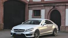 Carlsson CK63 RSR based on the Mercedes CLS 63 AMG