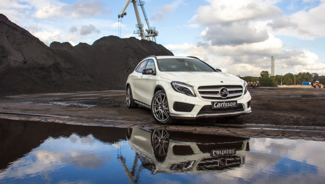 Carlsson Tunes the Mercedes GLA