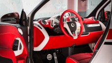 Carlsson smart fortwo Race Edition interior