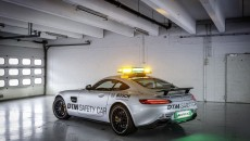 Mercedes-AMG GT S Safety Car Revealed