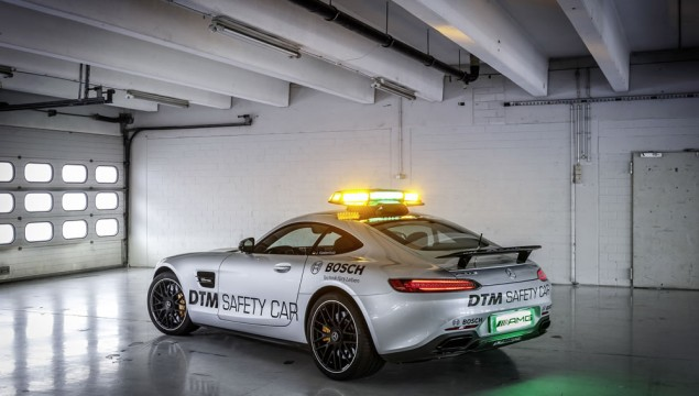 Mercedes-AMG GT S Safety Car Revealed