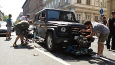 A Good Day To Die Hard Movie Mercedes G Wagon