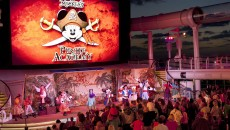 Disney Dream Cruise Pirate Academy