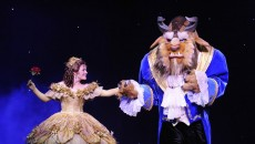 Disney Dream Cruise Beauty and The Beast Play