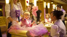 Disney Dream Cruise Princess Pampering