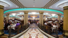 Disney Dream Cruise Royal Palace Restaurant