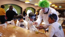 Disney Dream Cruise Science Guy