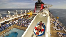 Disney Dream Cruise Water Slide