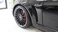 Expression Motorsport Wide Body Kit for Mercedes C-Class Coupe Wheel