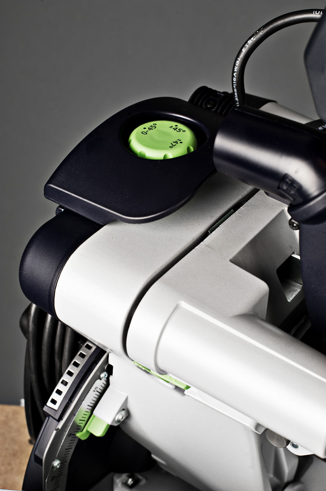 Festool Kapex Miter Saw bevel lock