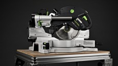 Festool Kapex Miter Saw miter position