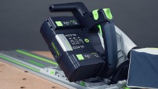 Festool TSC 55 battery grip