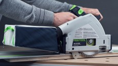 Festool TSC 55 cutting