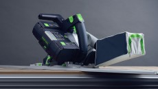 Festool TSC 55 battery rear