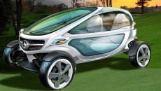 Mercedes-Benz Vision Concept Golf Cart
