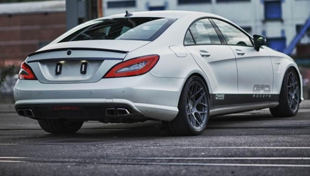 GAD Tuned CLS63 AMG