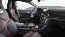 2015 Mercedes GLA45 AMG Interior