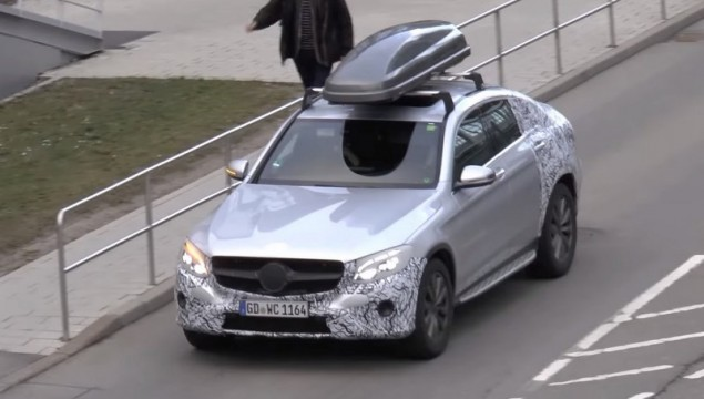 Lack of Cargo Space Controversy Resolved For Mercedes GLC Coupe