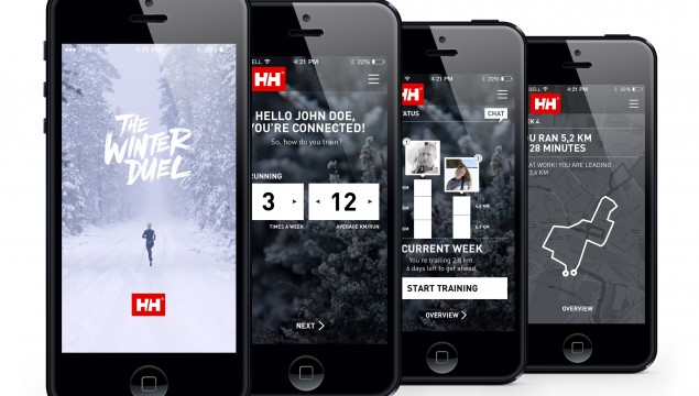 Helly Hansen Winter Duel App