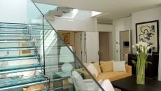 Hotel Hermitage Monte Carlo duplex apartment living area