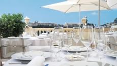 Hotel Hermitage Monte Carlo Le Vistamar Terrace