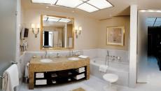 Hotel Hermitage Monte Carlo Suite Marble Bathroom