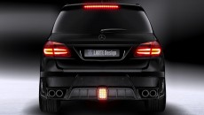 Larte Design Mercedes GL Black Crystal Unveiled