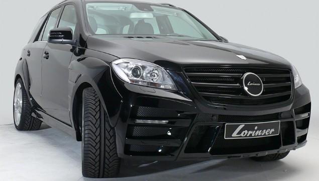 2012 Mercedes-Benz ML-CLass by Lorinser