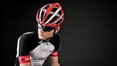 Louis Garneau Quartz Helmet front view