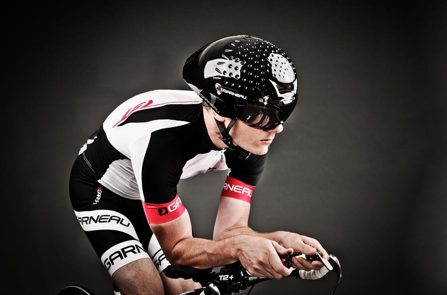 Louis Garneau VORTTICE Aero Helmet 1