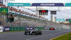 Formula One - Mercedes-AMG Petronas Motorsport, Australian GP 2018. Lewis Hamilton
