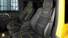 Mercedes G63 / G65 AMG Mansory Gronos interior