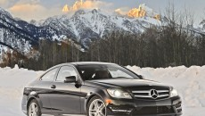 2012 Mercedes-Benz C350 Coupe 4MATIC