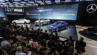 Long-Wheelbase Mercedes C-Class Ready for China