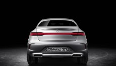 Mercedes-Benz Concept Coupe SUV Rear Bumper