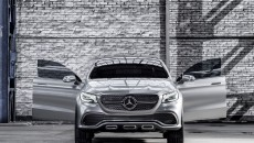 Mercedes-Benz Concept Coupe SUV Grille