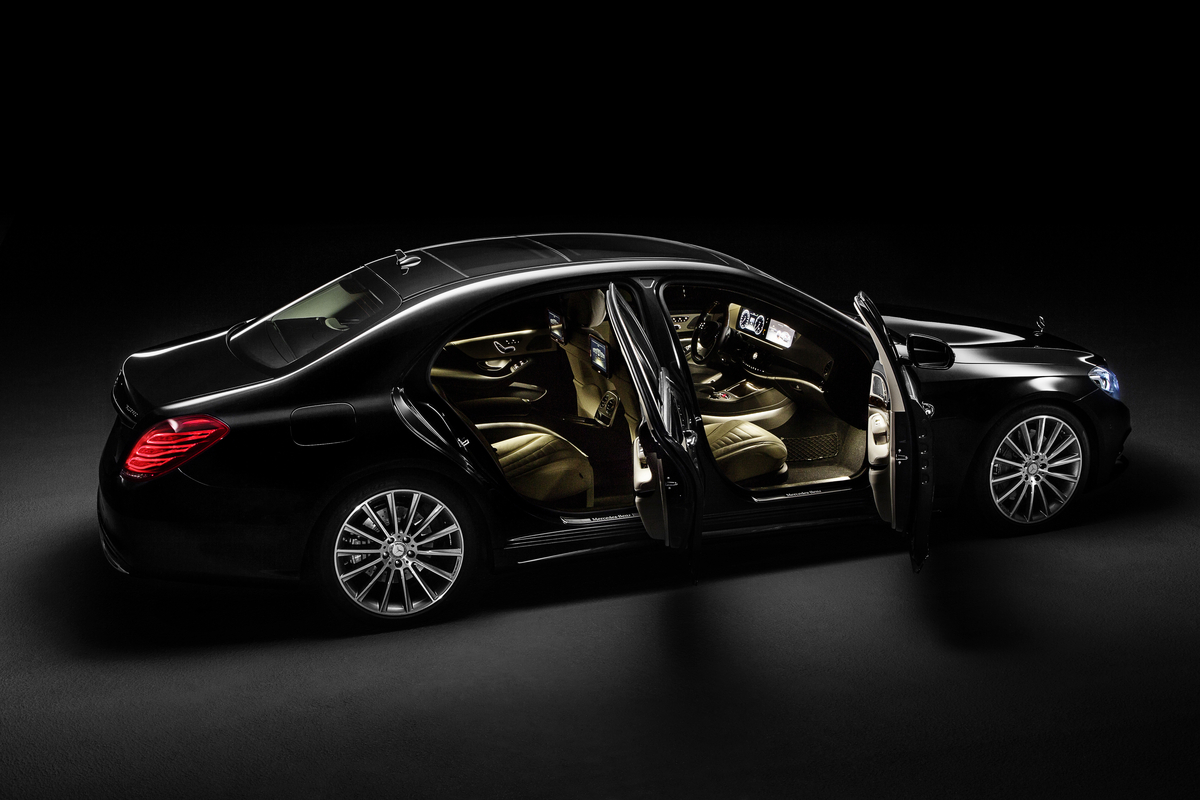 2014 Maybach Interio