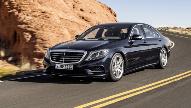 2014 Mercedes-Benz S-Class Wins Two Best of the Best Awards