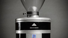 Mahlkonig K30 Vario single espresso grinder rear view