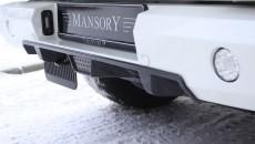Mansory 2013 Mercedes-Benz G-Class bumper
