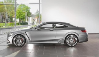 Mansory's S63 AMG Coupe Sprints 0-62 MPH in a Mere 3.3 Seconds