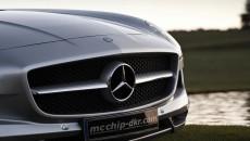 2012 Mercedes SLS 63 AMG McChip-DKR MC700 Grille