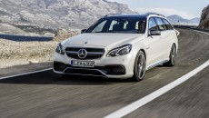 2014 Mercedes E-Class Wagon and Sedan