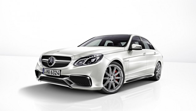 2014 Mercedes E63 AMG S-Model Video and Quick Reference Guide