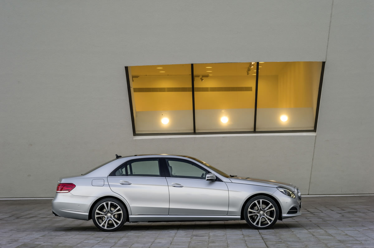 2014 E-Class Wagon Mercedes Sport Sedan