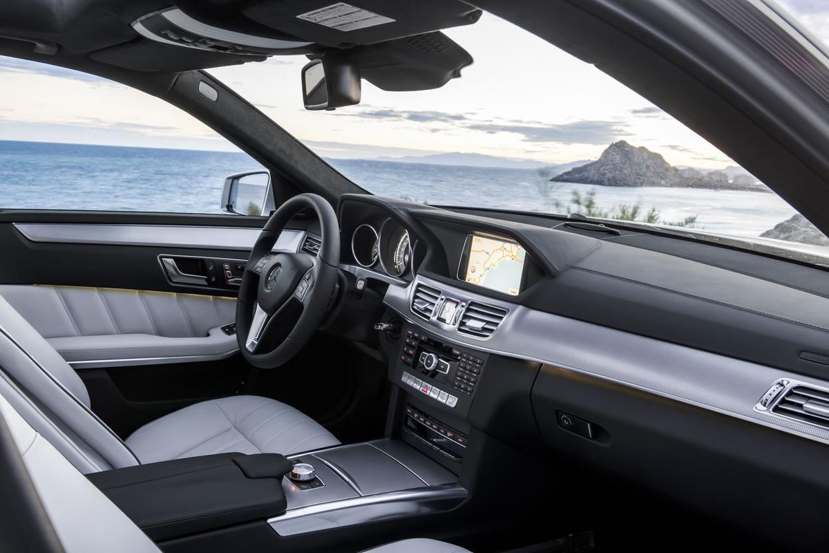 2014 E-Class Wagon Mercedes Sport Sedan