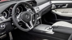 2014 E-Class Wagon Mercedes Sport Sedan interior